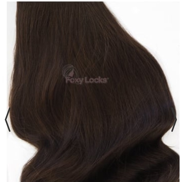 Foxy Locks Other Hair Extensions Cocoa Darkestbrown 230g Poshmark